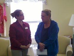 Demenita Training at Laurel Gardens Memory Center