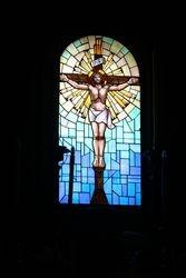 window at St. Andreas Church