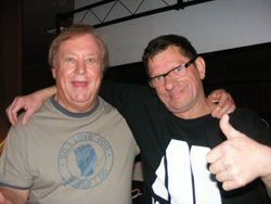 Steve Luigi & Russ Winstanley