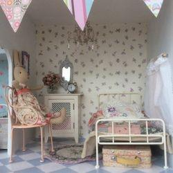 Bunny Towers bedroom