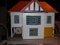 A very pretty little house.