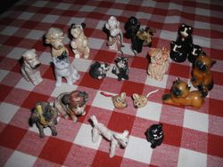 some of my dolls house animals