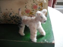 RUFUS the terrier-made by Ali