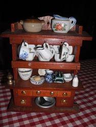 My old dresser from Alice Villa.