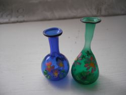 Venetian glass.