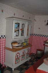 Higgs House kitchen dresser.