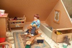 Higgs House nursery.