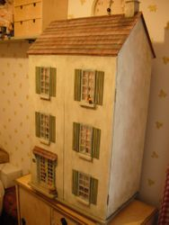Shabby Chic French House
