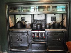 the real stove