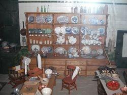 the miniature dresser