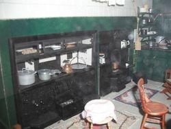 the miniature stove