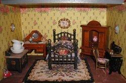 Bedroom done!