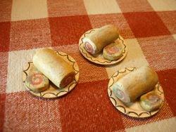 more swiss rolls.