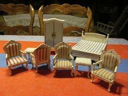 Some customised furniture.