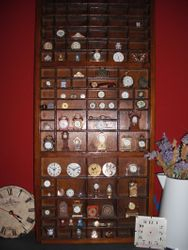 Clock collection update