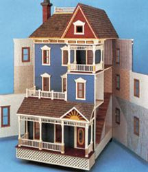 San Francisco dolls house plans