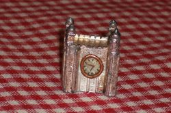Tower of London clock.