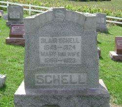 Blair & Mary Schell