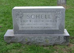 George W. & Lilly M. Schell