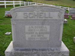 J. R. & Mary A. Schell
