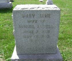 Mary Jane Schell (1826-1909)
