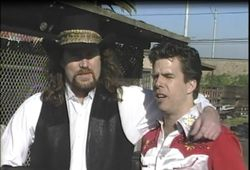 Mojo Nixon & Country Dick Montana