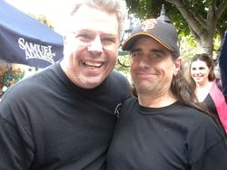 Mojo and Gary