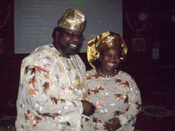 MAN OF GOD *BISHOP AND HIS WIFE