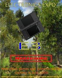 Nintendo 2009 E3 poster 2