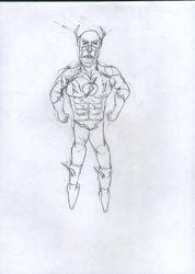The Flash figure
