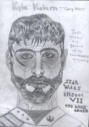 Kyle Katarn 7,8,9 of Star Wars
