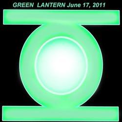 The Green Lantern logo