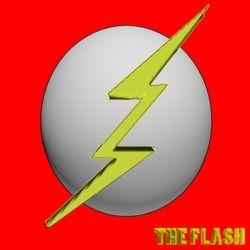 The 3D Flash logo