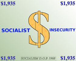 Socialist Insecurity