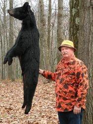 Paul's first bear