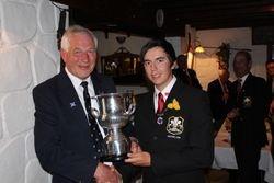 Top Rod - Kieron Jenkins (Wales)