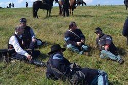 Resting Before Battle