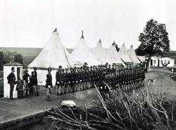 Sibley Tents!