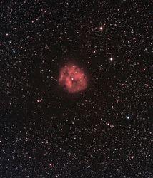 The Cocoon Nebula (IC5146)