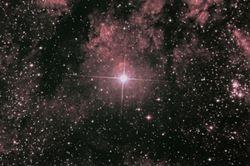 The Sadr/Gamma Cygni area (IC1318)