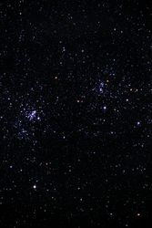 The Double Cluster (NGC 869/884)