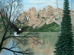 Wyoming Eagle
