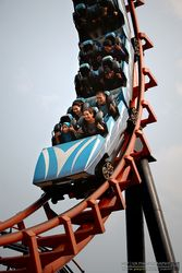 :: Coaster Ride ::