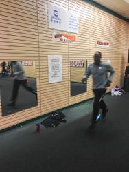 Practice at BKM Fitness