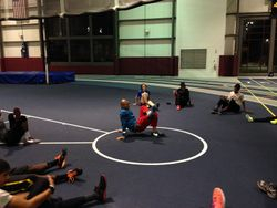Practice at Principia December 6, 2013
