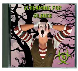 Screaming for Silence CD