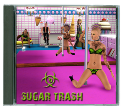 Sugar Trash CD