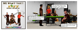 Spring 2013 SIFF Promo - A Sims Life Comic