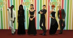 Cast of Zombie Creek