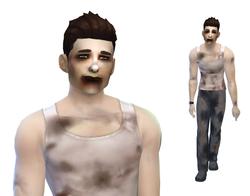 Zombie Tom Cruise